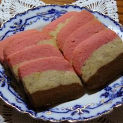 Neapolitan Cookies I Photos - Allrecipes.com
