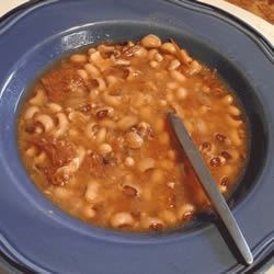 New Year's Day Black-Eyed Peas