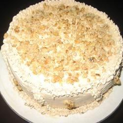 my mocha cake
