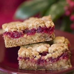 Holiday Cranberry Bars 1