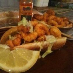 Shrimp Po Boys ... so delicious!