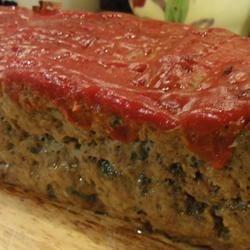 Jan's Old fashioned Meatloaf