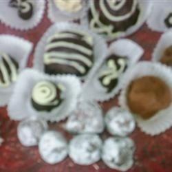 close ups of the treats