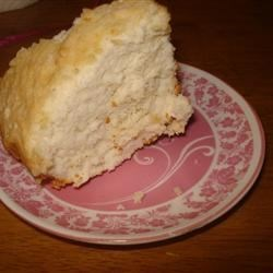 Cherry Angel Food Cake Recipe - The traditional angel food cake with a new twist - cherries!