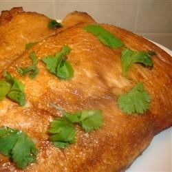 Tangy Chicken Breasts