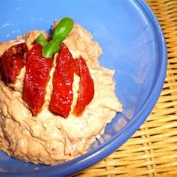 Sun-Dried Tomato and Pesto Cheese Spread