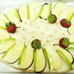 Fruit Pizza Anna Jarvis