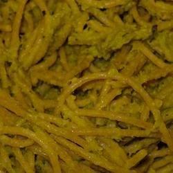 Green Pea Pesto