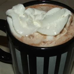 Mayan Hot Chocolate Recipe - Cayenne pepper and cinnamon are added to instant hot chocolate mix to make this Mayan-style hot chocolate.