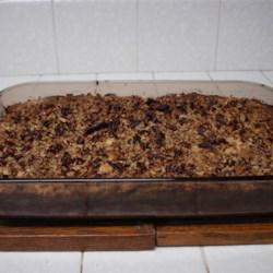 Great Pumkin Dessert