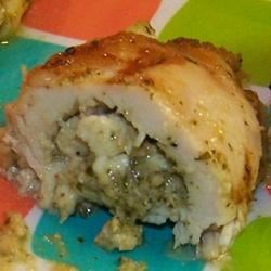 Pesto Cheesy Chicken Rolls Photos - Allrecipes.com