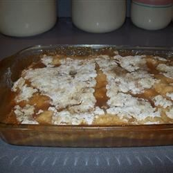 Rivel Kuchen Recipe - This old German recipe for coffee cake features a cinnamon-sugar topping.