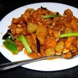 Cashew Chicken II