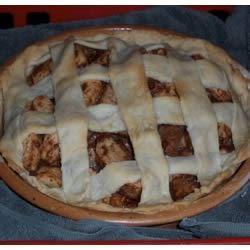 Flaky Pie Crust in Action