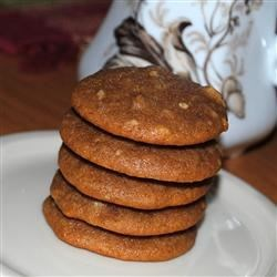 Soft Apple Butter Delights Recipe - This cookie has a nutty character and is also quite nutritious!