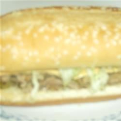 Italian Style Beef Sandwiches