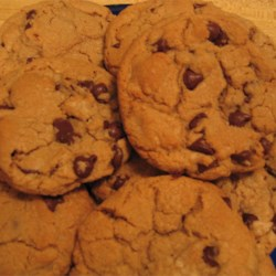 Our Big, Fat, Chewy Chocolate Chip Cookies