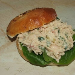 Quick Tuna Salad Recipe - This three ingredient tuna salad is great when you are in a hurry; very quick and easy to make. It tastes great every time!