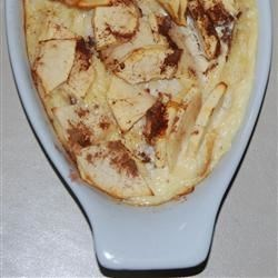 Apple-Cinnamon Baked French Toast