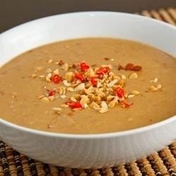 Joe's Thai Peanut Chicken Sauce
