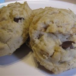 Cup of Everything Cookies Recipe - These are one of my family's favorites.  There's something for everyone in these.  I have worked in the school cafeteria for 8 years and we have used this recipe a lot.  The kids love them.