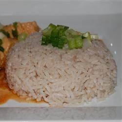 Asian Coconut Rice