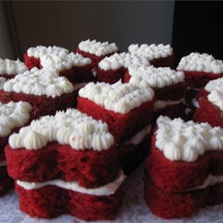So Moist Red Velvet Cake Recipe - This cake is a blue-ribbon winner and a favorite of my family.