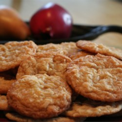 Chewy Coconut Cookies Recipe - Lots of coconut and sugar make these cookies chewy and delicious.