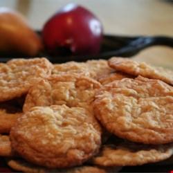 Chewy Crispy Coconut Cookies Recipe - Allrecipes.com