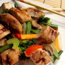 Teriyaki Marinade Recipe - A basic teriyaki sauce with a hint of sherry.