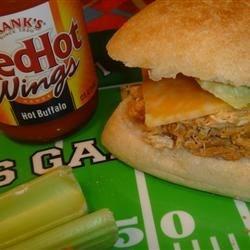 Superbowl Sandwiches!