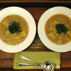 Happy Peasant Soup