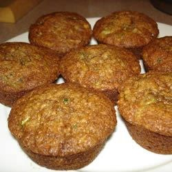 Morning Glory Muffins II
