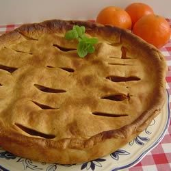 Mom's Apple Pie II Recipe - Mom's apple pie is your standard for all other apple pies!  It is a typical New England recipe that tastes the best in the fall when the apples are at their prime.
