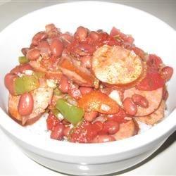 Sausage Red Beans 'n' Rice