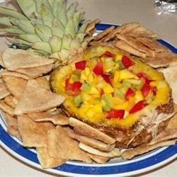Annie's Fruit Salsa and Cinnamon Chips Photos - Allrecipes.com