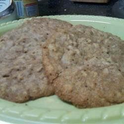 Oat meal wheat chocoloate chip cookie