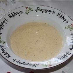 Karyn's Cream of Crab Soup