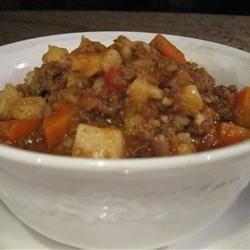 Hopi Corn Stew
