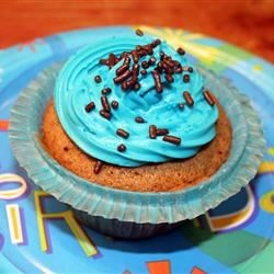 Chad's B-Day Cupcakes!