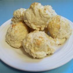Potato Drop Biscuits
