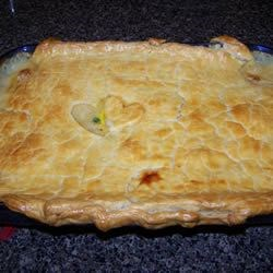 Chicken Pot Pie VI