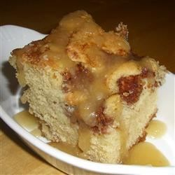Apple Cake VI Recipe - This apple tube cake is my families favorite cake.  It is the easiest cake to make and you can't ruin it. Great with fresh apples, but you can substitute canned apples. If you keep a can on hand, you will always have the ingredients for a delicious last minute cake!