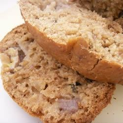Banana Bread - Quick Bread for Machines Recipe - This is a no-frills banana bread that is especially quick in the bread machine.
