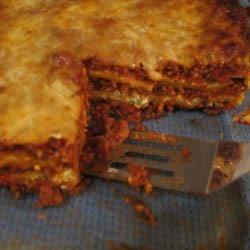 World's Best Lasagna - DEFINITELY!