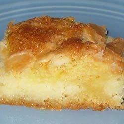 Chess Cake Recipe - This cake is very rich, and is great to take to gatherings.