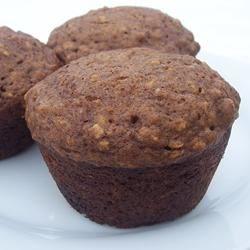 Nutty Pumpkin Muffins