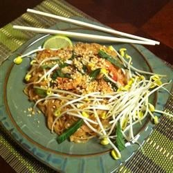 Essanaye's Chicken Pad Thai