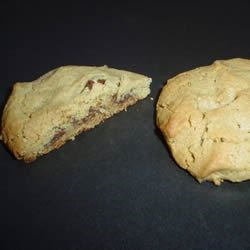 Double Peanut Butter Cookies I Recipe - Double the peanut butter for cookies that are double the delicious using this recipe.