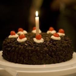 Black Magic Cake